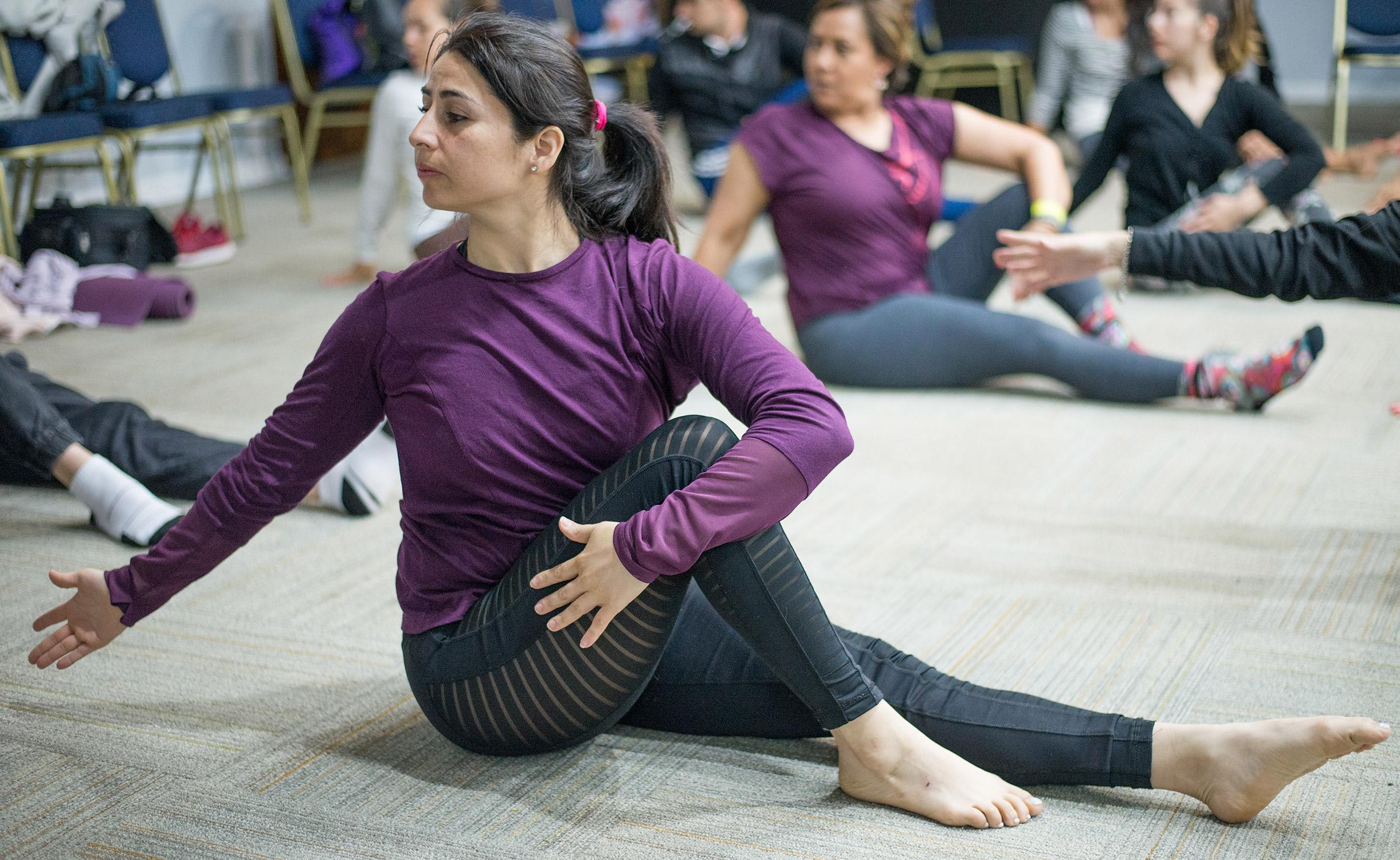 Pilates Day 2018